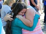 Hiện trường vụ thảm sát bằng súng ở trường học Mỹ