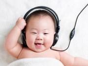 Làm mẹ - Cho trẻ nghe nhạc từ bé: Lợi đủ đường!