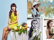 Làm đẹp - 20 sắc thái đẹp mê hồn của Hà Lade