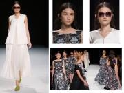 """Thời trang - Kha Mỹ Vân lại lập """"chiến tích"""" mới ở Paris Fashion Week"""