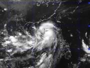 Ngày 4/10 bão số 4 giật cấp 11 đổ bộ vào đất liền