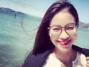 Làng sao - Hoa hậu Phạm Hương đẹp ngọt ngào giữa đời thường