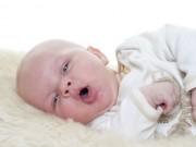 Làm mẹ - Dấu hiệu trẻ sơ sinh bị ho đã biến chứng cần cảnh giác