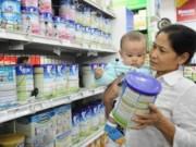Mua sắm - Giá cả - Giá sữa cho trẻ dưới 6 tuổi giảm 0,1-34%