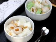 Clip Eva - Bí kíp nấu chè khúc bạch ngon
