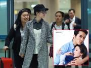 Lưu Diệc Phi sang Hàn mừng sinh nhật Song Seung Hun