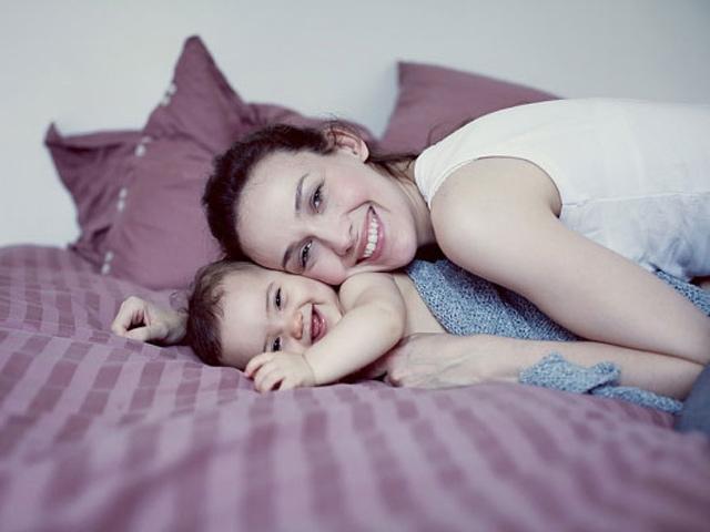Sức mạnh kì diệu đến từ sự âu yếm của người mẹ