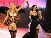 Thời trang - Rihanna tái ngộ thiên thần Victoria's Secret tại show 2015