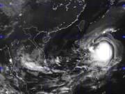Tin tức - Xuất hiện siêu bão Koppu ngoài biển Đông