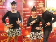 Việt Hương  & quot;chân ngắn & quot; vẫn tự tin mặc váy ngắn cũn