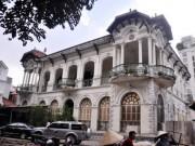 Nhà đẹp - Ngắm căn biệt thự cổ giá gần 35 triệu USD giữa Sài Gòn