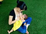 Bà bầu - Hai tháng kích sữa, mẹ dư hàng trăm bịch sữa đem tặng