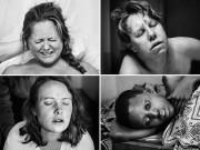 Bà bầu - 18 bức ảnh đầy ám ảnh của mẹ trong cơn đau đẻ