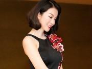 Làng sao - MC Thanh Mai lộng lẫy đi sự kiện