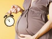 """Bà bầu - 4 dấu hiệu báo mẹ sắp """"vỡ chum"""" trong vòng 24 giờ"""