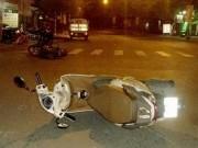 Tin tức - Nhậu say, vượt đèn đỏ, nam thanh niên gây tai nạn