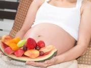 Bà bầu - 10 thực phẩm giúp thai nhi đủ chất, mẹ không lo béo