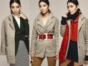 Thời trang - 5 cách mặc chống nhàm chán cho 1 chiếc áo khoác