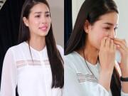 Làng sao - HH Phạm Hương bật khóc khi về thăm trường cũ