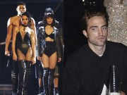 """Robert Pattinson bực khi bạn gái """"quấn quýt"""" bên vũ công nam"""