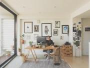 Nhà đẹp - Nhà nhỏ 2 phòng ngủ của nàng nghệ sĩ độc thân