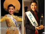 Thúy Vân tiếp tục nhận giải thưởng uy tín từ Missosology