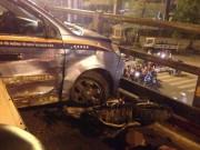 Taxi gây tai nạn liên hoàn: Các nạn nhân vẫn đang hoảng loạn