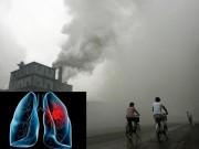 Tin tức - Ung thư phổi gia tăng, số người mắc bệnh ngày càng trẻ hóa