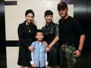 Bất chấp scandal, Lưu Gia Linh nhận con trai nuôi