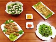 Bếp Eva - Thực đơn cơm chiều thơm ngon