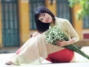 Thời trang - Cô giáo Chu Văn An nỗ lực giảm cân vì quá yêu áo dài