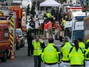 Chủ mưu khủng bố Paris thản nhiên uống rượu trên phố sau thảm kịch