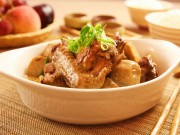 Bếp Eva - Vịt om khoai sọ ngon cơm cuối tuần