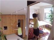 Nhà đẹp - Tuyệt chiêu giấu phòng, nới không gian cho nhà chật