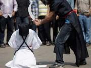 """Tin tức - """"Thứ 6 đen tối"""" kiểu Ả Rập Saudi: Chặt đầu hơn 50 người"""