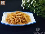 Bếp Eva - Cá cơm chiên mắm ớt vừa ngon vừa rẻ
