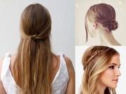 Làm đẹp - 14 kiểu tóc dành cho cô nàng lười dậy sớm mùa đông