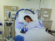 Nhật ký sinh con suýt phải đẻ mổ của Trang Trần