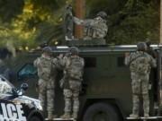 Vụ xả súng ở Mỹ: Có thể do tranh cãi cá nhân