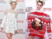 Miley Cyrus gây sốc khi buộc dây thừng lên đầu