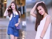 Làm đẹp - Đông Nhi tóc dài tươi xinh sau khi giành giải Nghệ sĩ châu Á xuất sắc