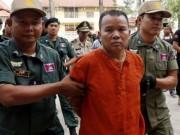 """Tin tức - Campuchia: """"Bác sĩ"""" bị bắt vì lây nhiễm HIV cho 200 người"""