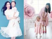 Thời trang - Đồ đôi xinh yêu mẹ nào cũng mê của Linh Nga và con gái