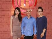 Bếp Eva - Thanh Hoà, Minh Nhật và Thái Hoà làm giám khảo MasterChef