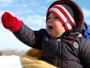 Tin tức - Mặc ấm cho trẻ chưa đủ để phòng bệnh mùa đông