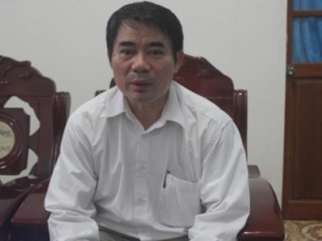 Giám đốc TT BTXH Nghệ An có nguy cơ sống thực vật sau cú sốc