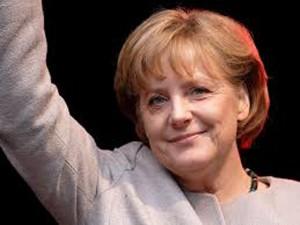 Nữ thủ tướng Đức Angela Merkel được chọn là 'Nhân vật của năm'