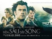 Lịch chiếu phim rạp Quốc gia từ 11/12-17/12: Biển sâu dậy sóng