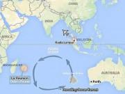 """MH370 bay như  """" thây ma """"  trước khi rơi xuống biển?"""