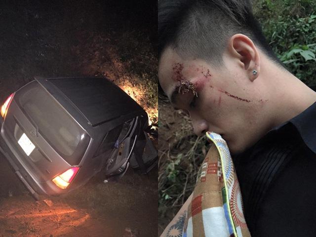Nhóm HKT chưa hết hoảng loạn sau tai nạn nghiêm trọng